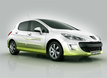 Peugeot : La 308 hybride confirmée au Salon de Francfort - Photo 1