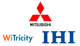 Charge sans fil - Mitsubishi s'associe à WiTricity et IHI - Photo 1