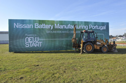 Nissan debute la production de son usine de batteries au Portugal - Photo 1