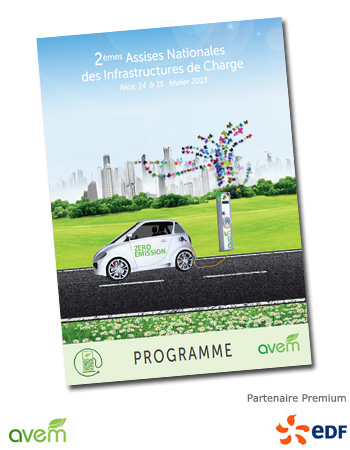 Infrastructures de Charge – L'AVEM publie le programme des Assises 2013 - Photo 1