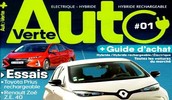 magazine voiture electrique