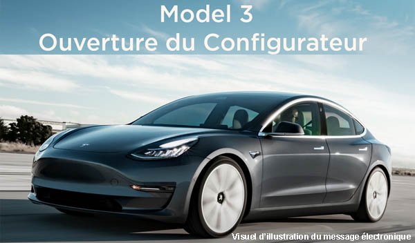 tesla model 3 le configurateur ouvre pour tous en france. Black Bedroom Furniture Sets. Home Design Ideas