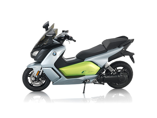Scooter électrique - BMW - C Evolution Long Range