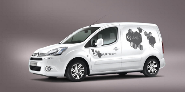 Citroën - Berlingo Electric