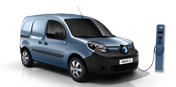 renault kangoo ze. Black Bedroom Furniture Sets. Home Design Ideas