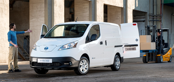 Nissan - e-NV200 Fourgon